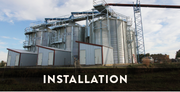 Installation by American Ag Systems