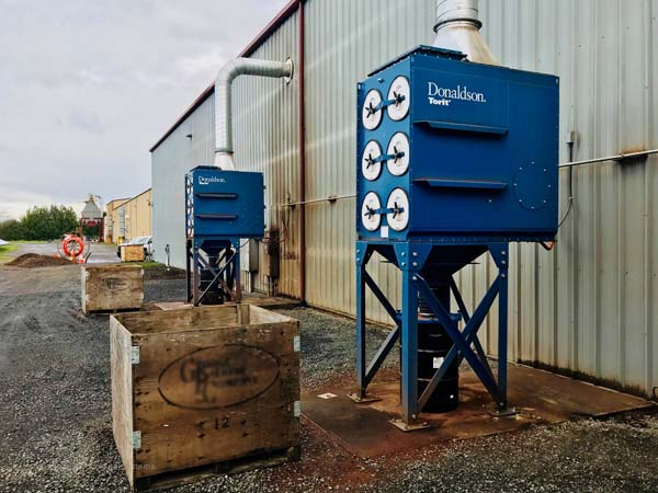 Donaldson Torit Dust Collection