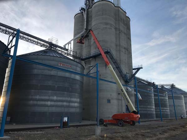 Agricultural Processing Plant Renovations